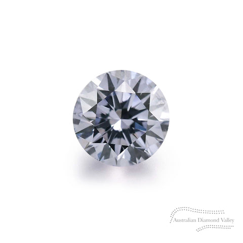 .08ct Authentic Australian Blue Argyle Diamond - BL2