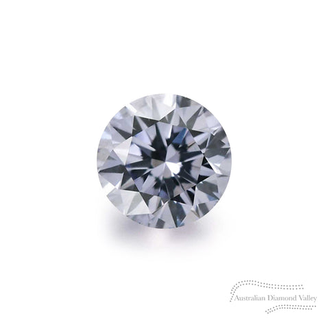 .09ct Authentic Australian Blue Argyle Diamond - BL2
