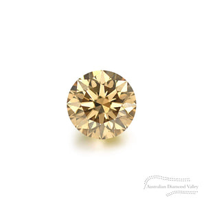.05ct Authentic Australian Champagne Argyle Diamond - C5