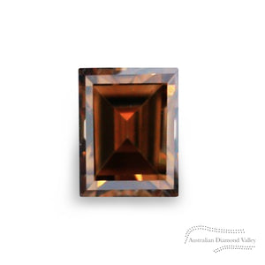 1.62ct Authentic Australian Cognac Argyle Diamond - C7