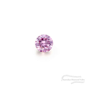 .01ct Authentic Australian Pink Argyle Diamond - 5P