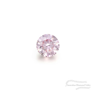 .02ct Authentic Australian Pink Argyle Diamond - 7P
