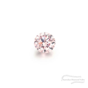 .02ct Authentic Australian Pink Argyle Diamond - 8P