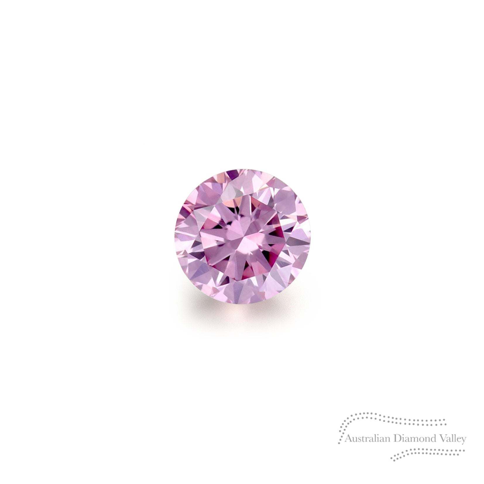 .03ct Authentic Australian Pink Argyle Diamond - 5P