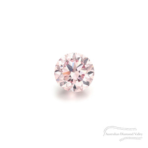.03ct Authentic Australian Pink Argyle Diamond - 8P