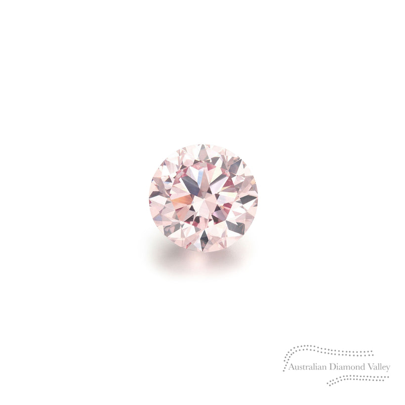 Argyle Pink 8P Colour Diamonds 0.01 to 0.03 carats
