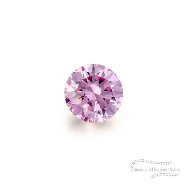 .04ct Authentic Australian Pink Argyle Diamond - 5P