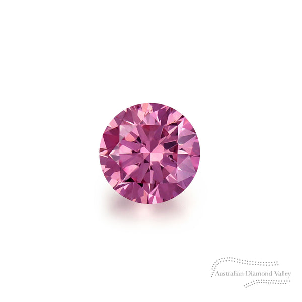 .05ct Authentic Australian Pink Argyle Diamond - 3PP
