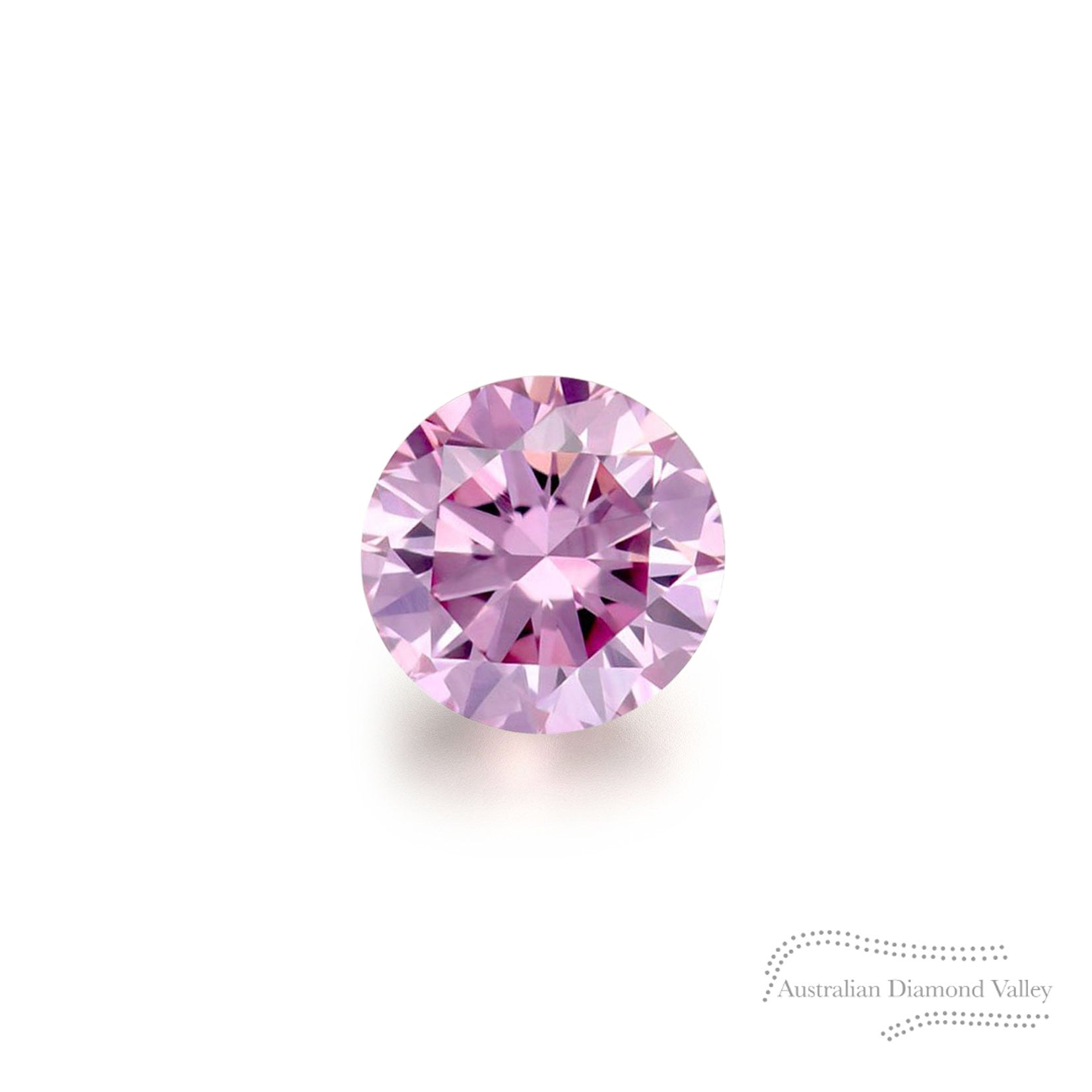 .05ct Authentic Australian Pink Argyle Diamond - 5P