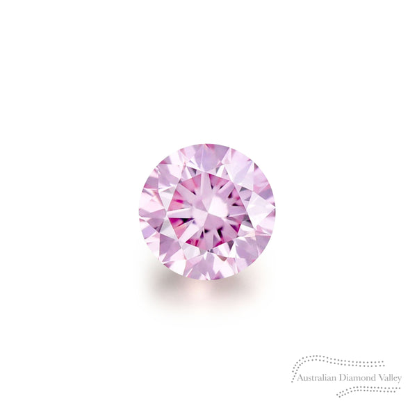 .05ct Authentic Australian Pink Argyle Diamond - 6P