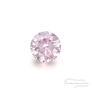 .05ct Authentic Australian Pink Argyle Diamond - 7P