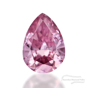0.63ct TENDER 2019 Lot 53 Authentic Australian Pink Argyle Diamond - 5P