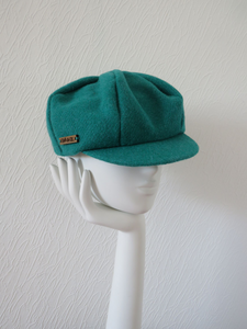 Jade Harris Tweed Baker Boy Cap