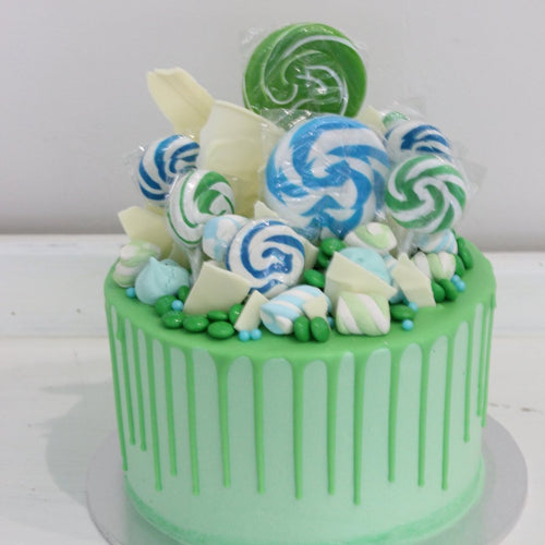 Lolly Party Cake