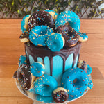 Donut Party Cake