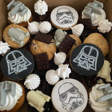 Load image into Gallery viewer, Space (star wars) theme dessert box