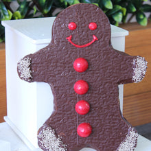 Load image into Gallery viewer, Large Gingerbread Person