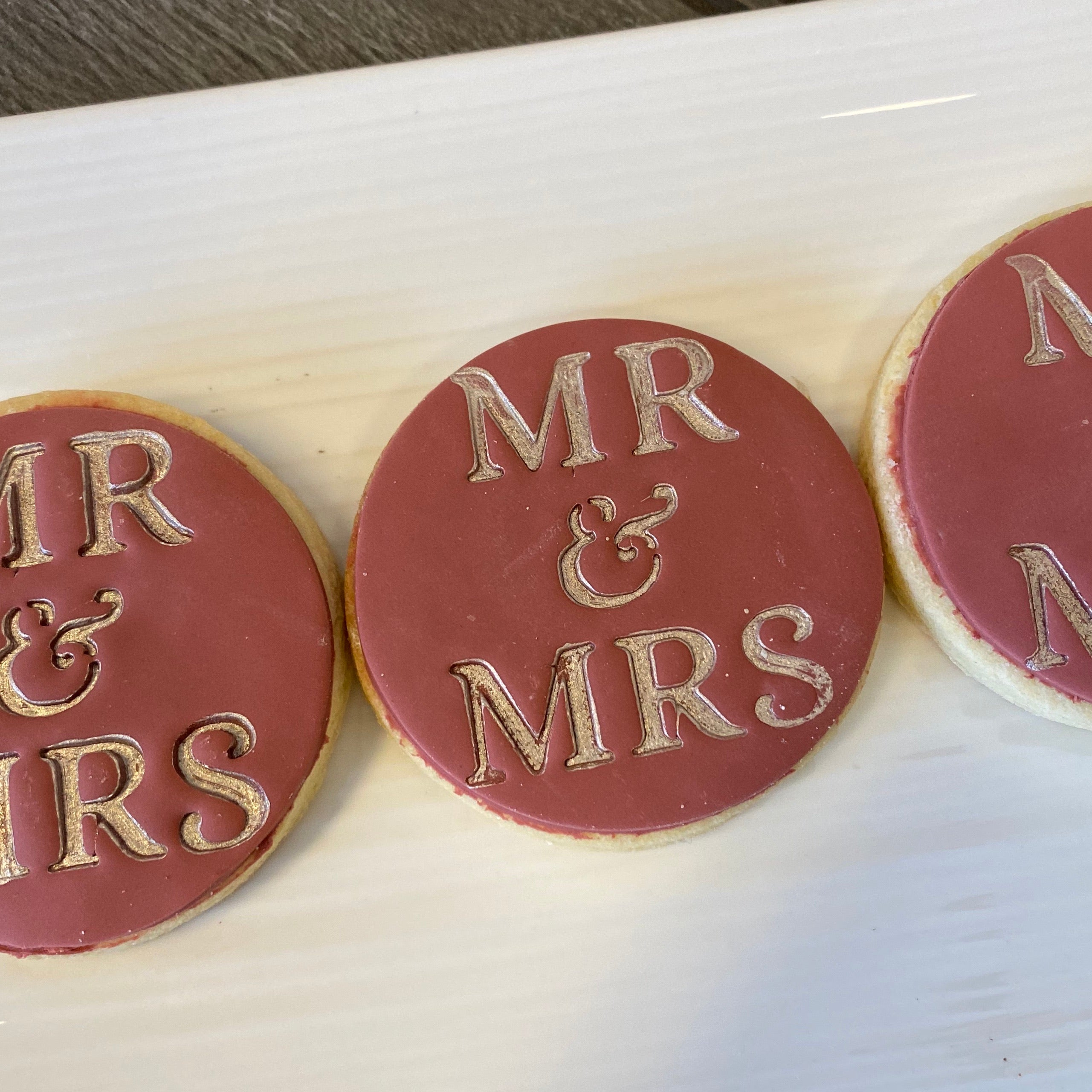 Mr & Mrs Cookie