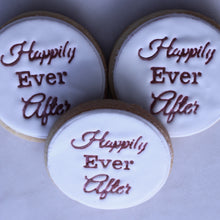 Load image into Gallery viewer, Happily Ever After Cookie