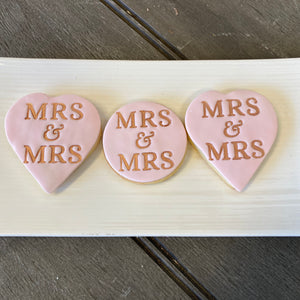 Mrs & Mrs Cookie
