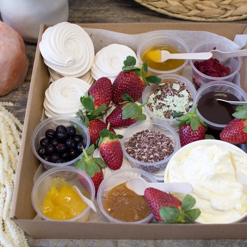 Pavlova Grazing box