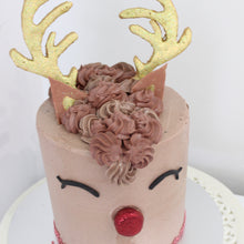 Load image into Gallery viewer, Reindeer Cake