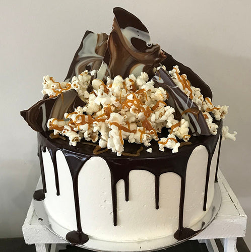 Caramel Movie Cake