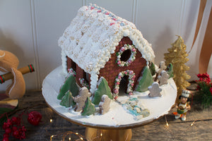 Gingerbread House Limited Edition