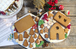 Luxury Gingerbread House Kit