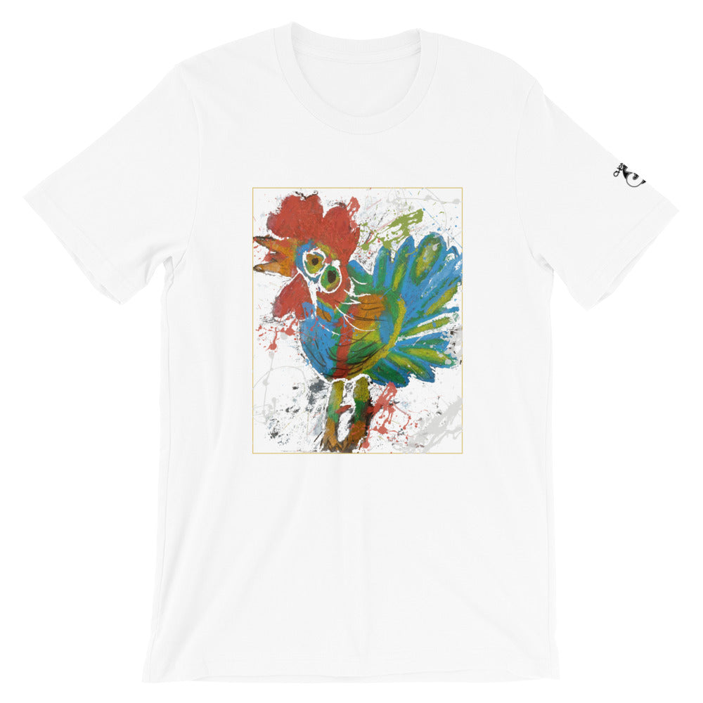 Limited (LUCKY ROOSTER) Short-Sleeve Unisex