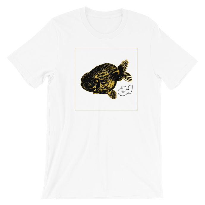 LUCKY GOLD.2 Short-Sleeve Unisex