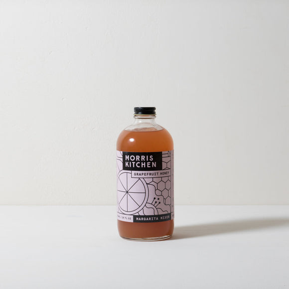 morris kitchen grapefruit honey cocktail mixer