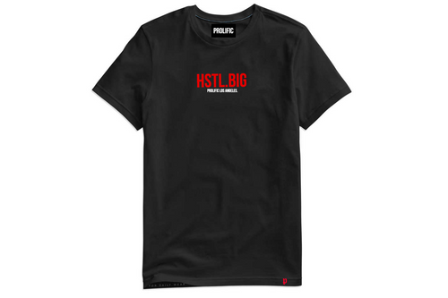 Hustle Big T- Shirt