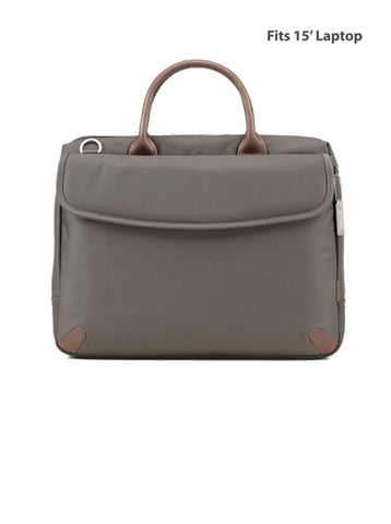 Sumdex Ladies Office/ Laptop Bag- Mocha Fits15'