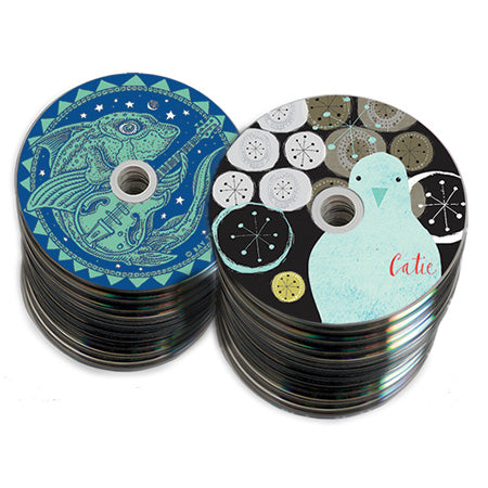 CD DVD Printing- Disc included