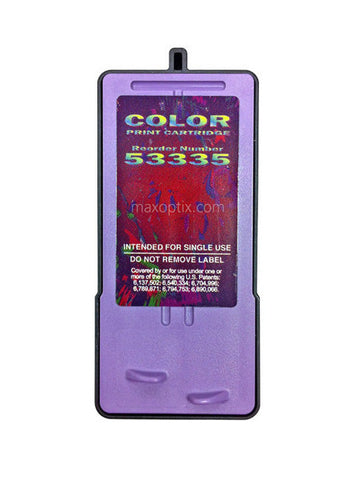 Primera Bravo SE/PRO/XRP/LX800/Cordonics Colour Cartridge (53335) High Yield