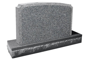 Upright Mini Pet Memorial #1 - Grey