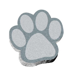 Pet Paw Memorial - Grey