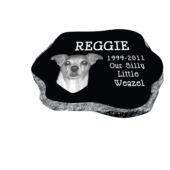 Rustic Style Pet Memorial #2
