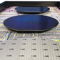 Silicon Wafer - Three Phases of Making a Wafer