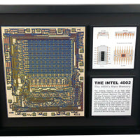 The Intel 4002 - The 4004's Main Memory - RAM