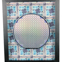 Silicon Wafer with Communication Chips - 6 inch, Ethernet
