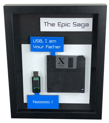 The Epic Saga - USB, I am your Father - The story of technology's rise and fall
