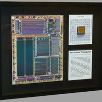 The Inmos Transputer Microprocessor - A Design for Parallel Computing