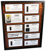 Components of Leadership - Intel 4004, IBM System/360, Pong, Gift, Award