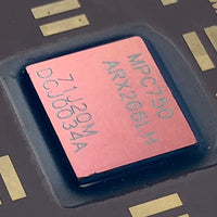 Apple Microprocessor Pendant - PowerPC, Motorola, PowerMac, PPC750