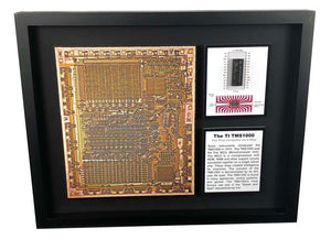 The Texas Instruments TMS1000 - The First Computer on a Chip