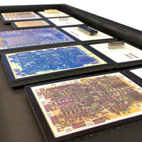 Intel's First Chips - Chips that Changed the World - The 4004, 8008, 8080, 3101 & 1702
