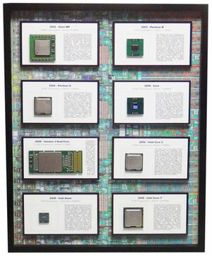 Intel Generations - The Third Generation, Xeon MP to i7