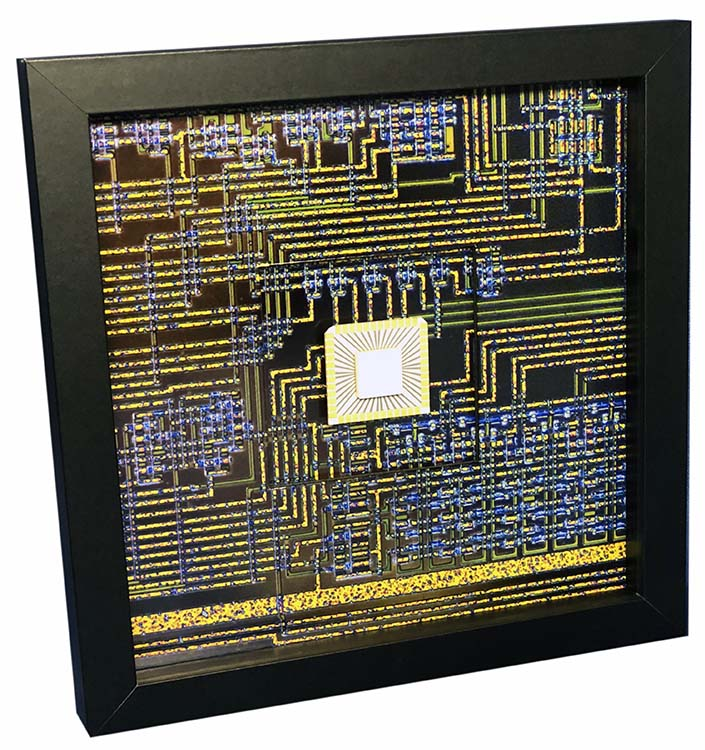 The HP CHI Chip, or The Hewlett-Packard CPU-to-Hewlett-Packard-Interface-Bus